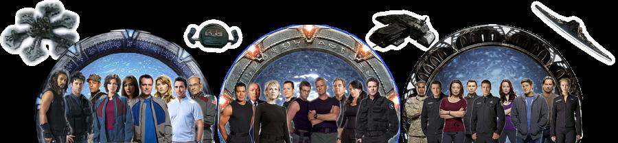 [Taverne] Stargate (sujet unique) Banniere