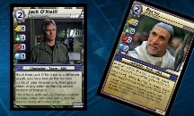 Stargate: Online Trading Card Game